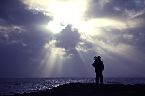 ocean ireland light sunset america europe photographer atlantic mayo peripheral caher fullard inishturk frankfullard