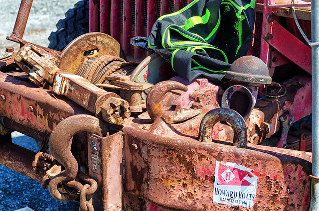 Tow and Winch Gear