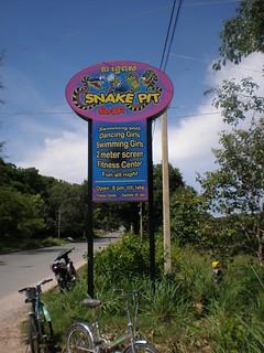Snake Pit Bar