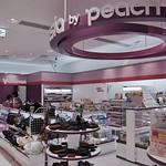 Peach Aviation shop.