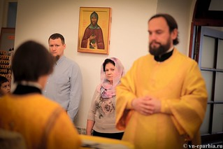 Божественная литургия 27