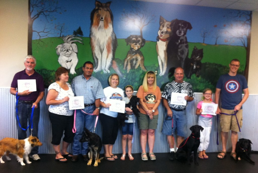 Dog Obedience Training Elizabethtown Ky - Sam Russell's