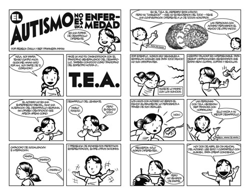 ComicAutismo   by Mr.Bef