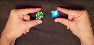 Sizing up WhatsApp and Twitter | by Tsahi Levent-Levi