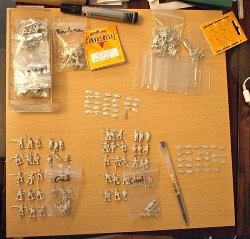 Organising Ancient Britons