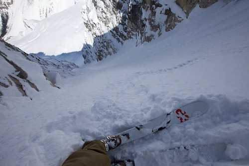 Mon, 2013-04-22 13:59 - Mt. Stanley, North Face and Waterman Couloir with Joshua Lavigen and Ali Haeri