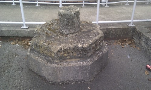 The medieval remains of Don John's Cross, St George, Bristol | by ChurchCrawler