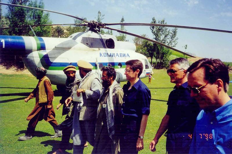 1998 Various missions (OCHA)
