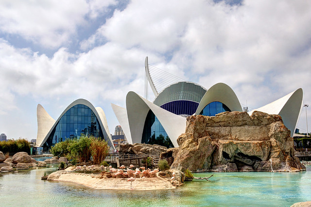 Valencia - City of Arts and Sciences 79 (hdr)