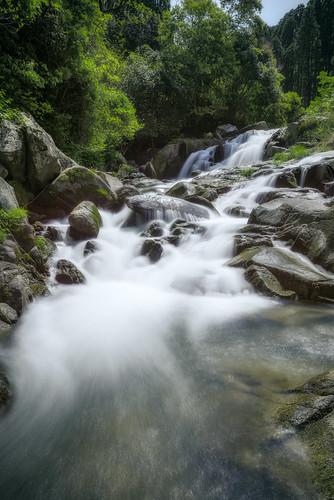 longexposure green water japan waterfalls hitech kyushu karatsu movingwater 2013 sagaprefecture prostop
