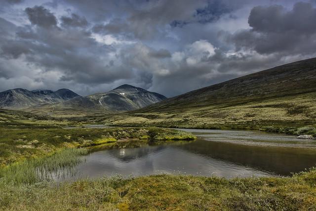 Hiking Rondane NP