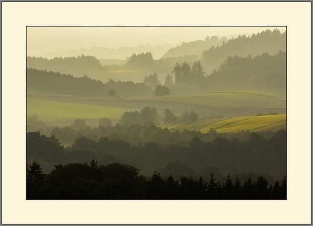 Herbstdunst (autumn haze)