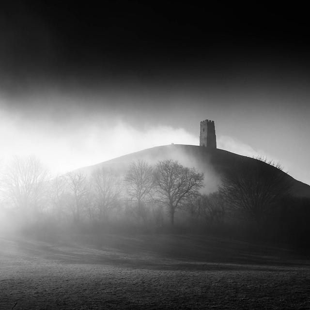 Glastonbury Tor.