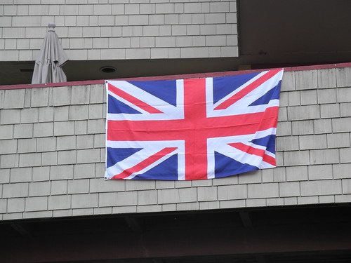Flying the Colors of the United Kingdom in Honor of the Passing of Margaret Thatcher | by jotulloch