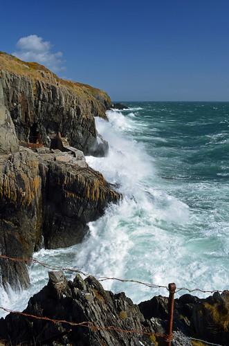 sea rocks isleofman groudle sealioncove