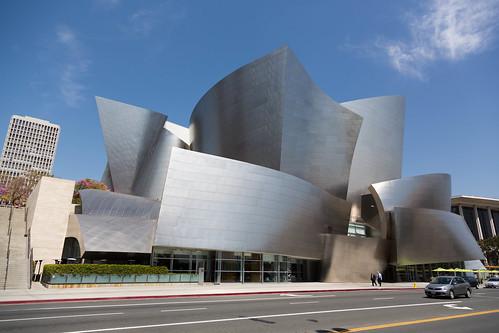 Walt Disney Concert Hall #1