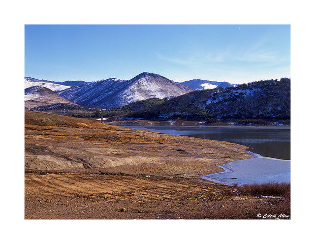 Emigrant Lake and Snowy Hills