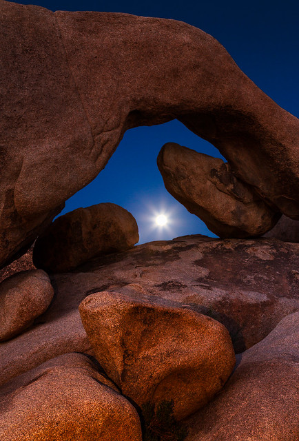 Arch Rock, Joshua Tree National Park
