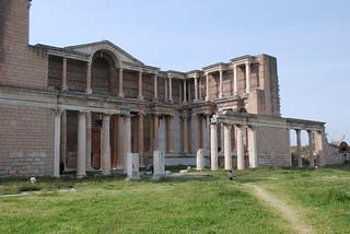 Sardis gymnasium | by simonjenkins' photos