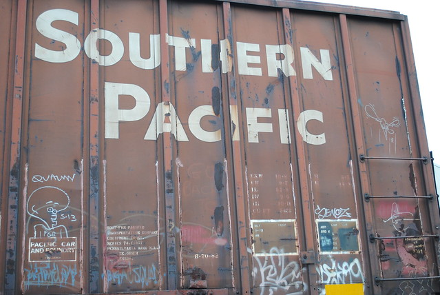 Southern Pacific forever