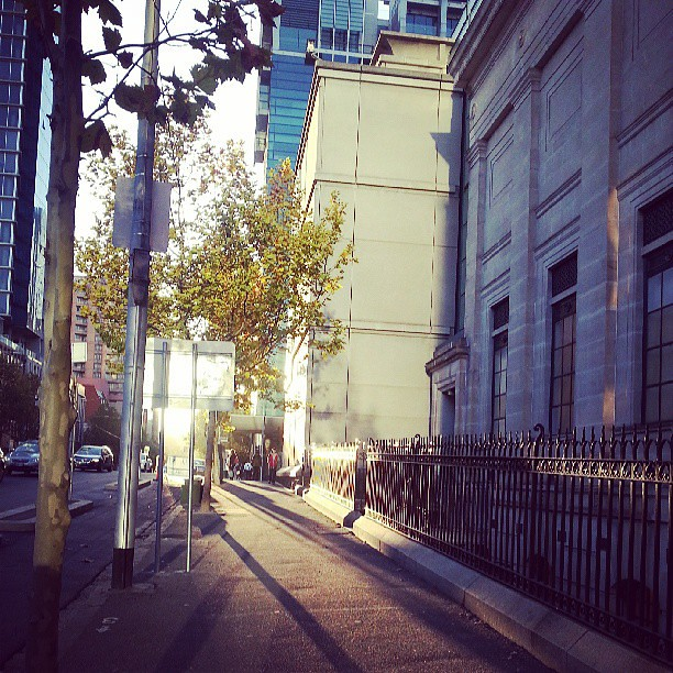 Morning walk #happy365 #2013pad # SLV #melbourne