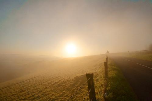 sunrise hill dorset zig shaftesbury zag zigzaghill canoneos400d