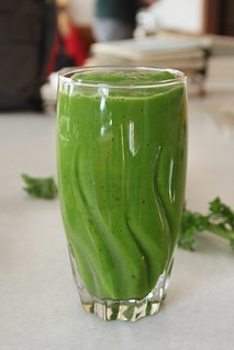 green smoothie | by Stacy Spensley