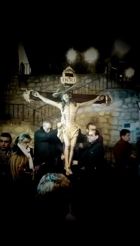(2016-03-18) - VII Vía Crucis nocturno - Víctor Vicedo Ibáñez (05)