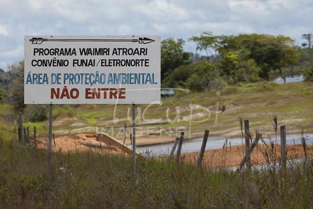 Área de proteção ambiental, Presidente Figueiredo-AM.
