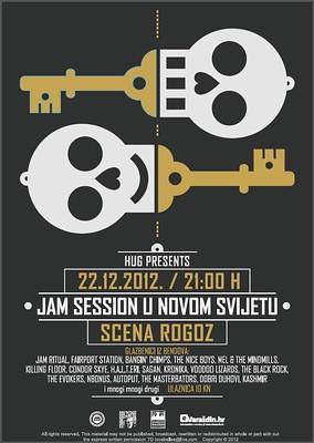 """Jam session """"U novom svijetu"""""""