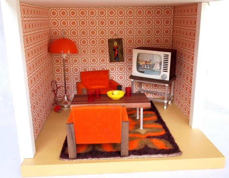 1974 Bodo Hennig Puppenhaus