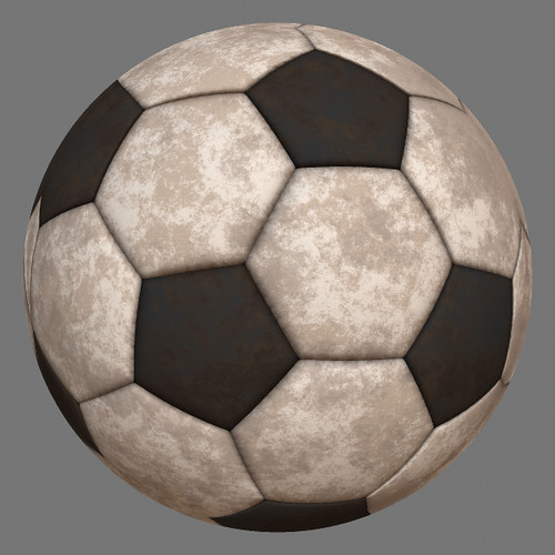 Soccer Ball Texture | by Filter Forge