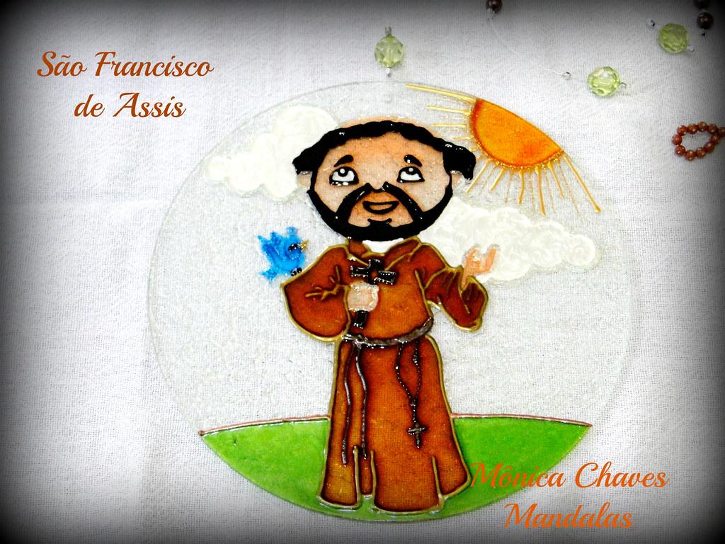 Mandala Sao Francisco De Assis Oracao De Sao Francisco De Flickr