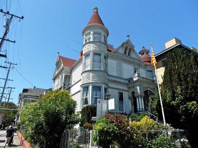 former Morrison Funeral Home - Baker St., San Francisco, Calif.