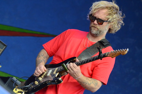 Anders Osborne, by Hunter King
