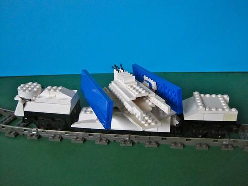 Solarpunk Rail Artillery