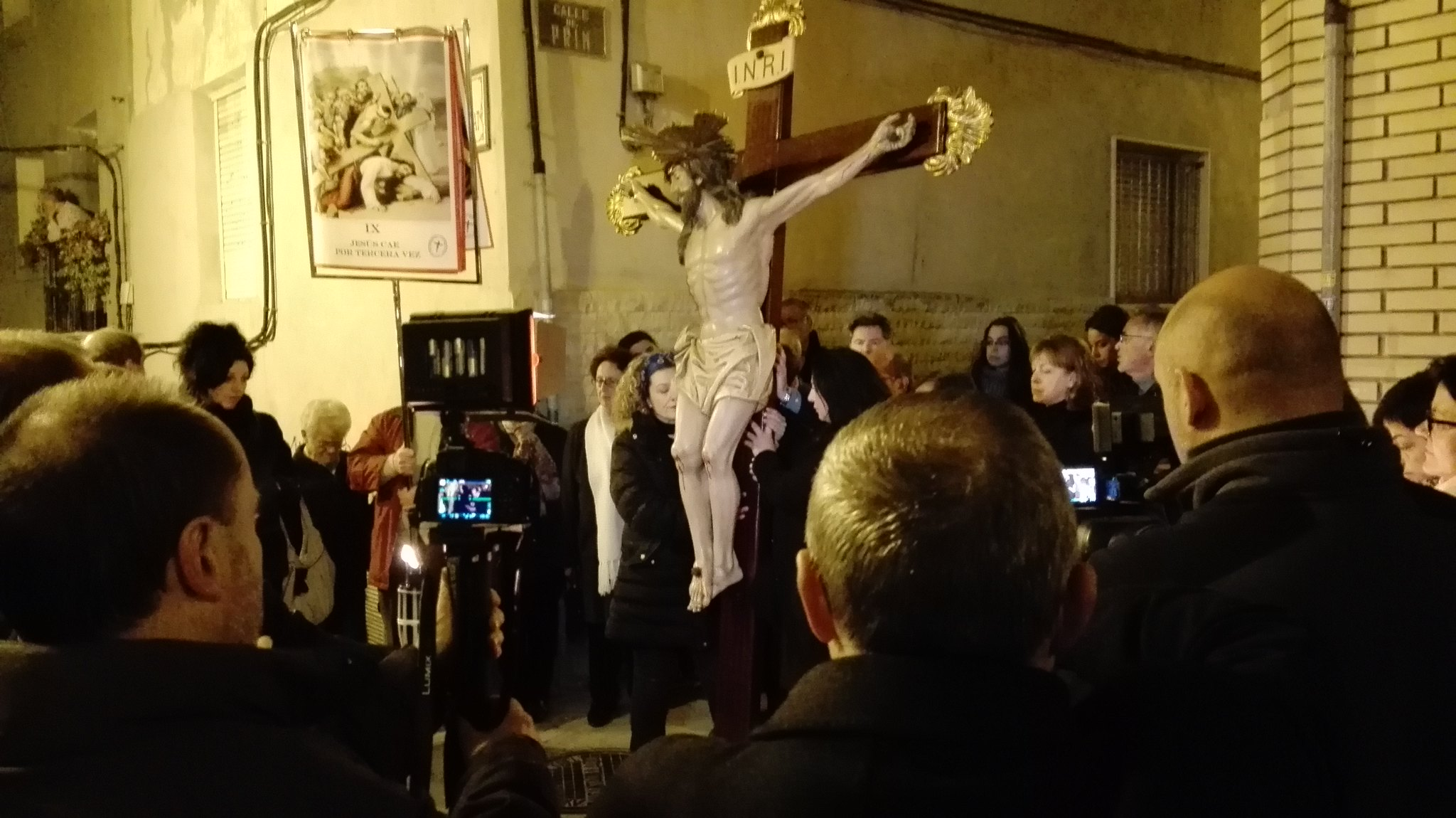 (2016-03-18) - VII Vía Crucis nocturno - Javier Romero Ripoll (088)