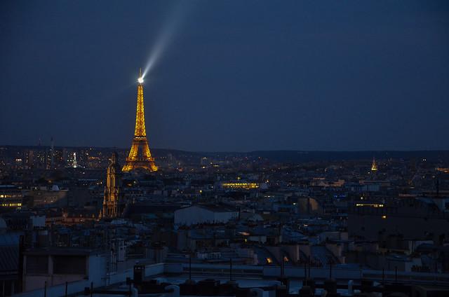 memory from Paris
