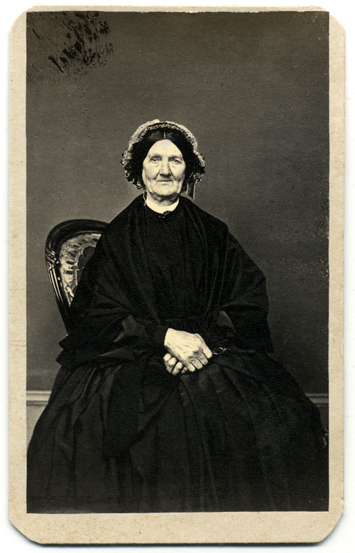 A Union Soldier's Grandmother?