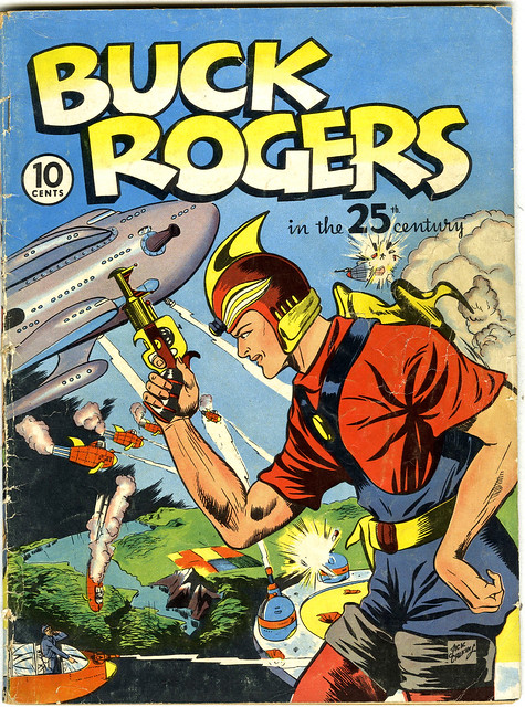 Buck Rogers #1 (Eastern Color, 1940)