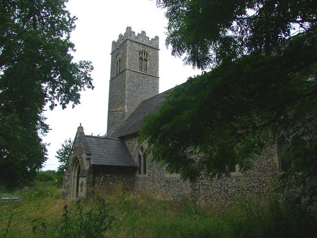 Ilketshall St John