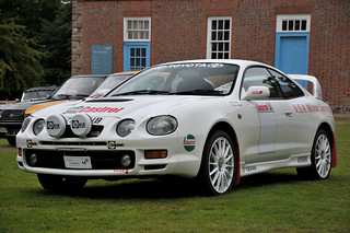 Toyota Celica 2016 >> Toyota Celica Gt Four Cars In The Claydons 2016 Gary