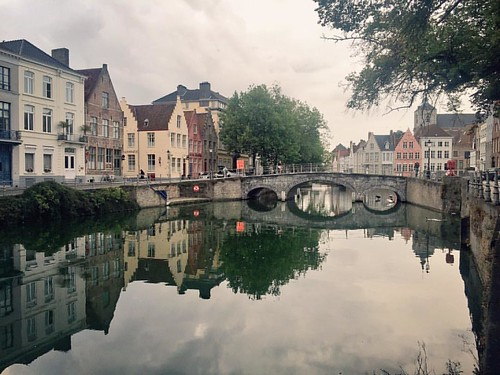 Vaarwel, Brugge. You were tiny but perfectly formed. | by ohsarahrose