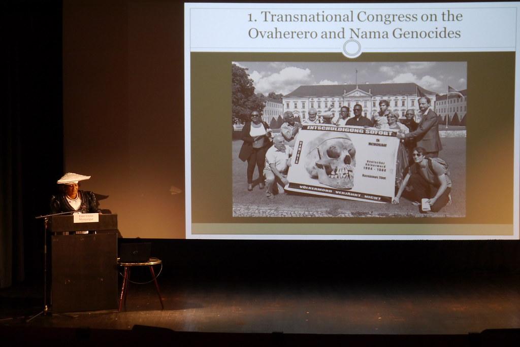 1st transnational congress 'Restorative Justice after Genocide'