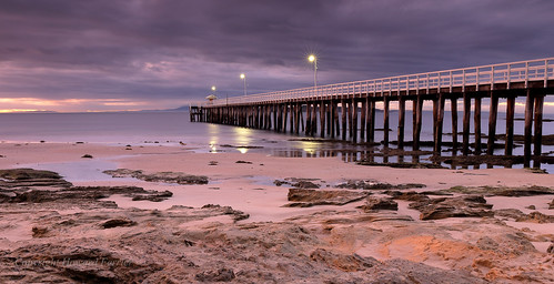 oceania rock victoria pointlonsdale sunrise pier australia time marinestructures longexposure clouds lights shapes beach leadinglines inlet sand fence bay portphillipbay jetty panorama bellarinepeninsula au