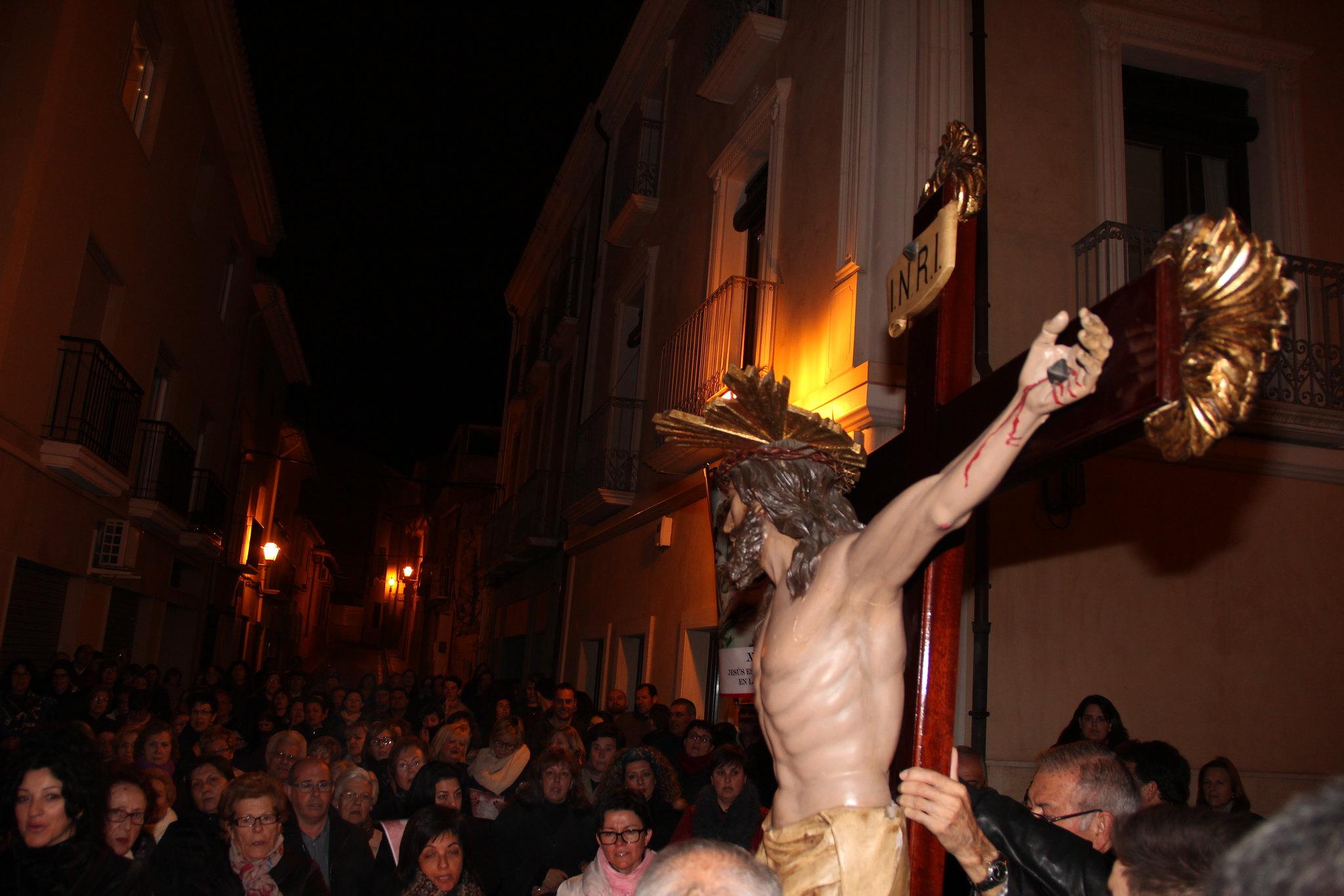 (2016-03-18) - VII Vía Crucis nocturno - Antonio José Verdú Navarro (105)
