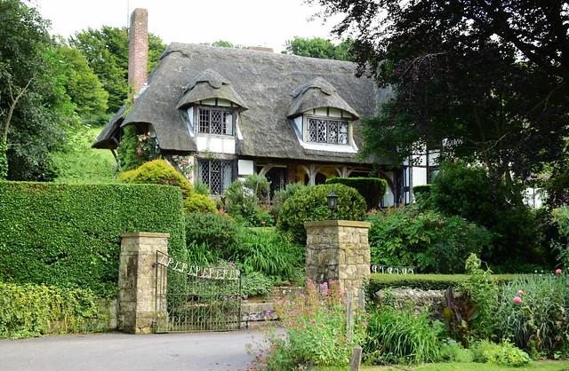 Litlington Village - East Sussex