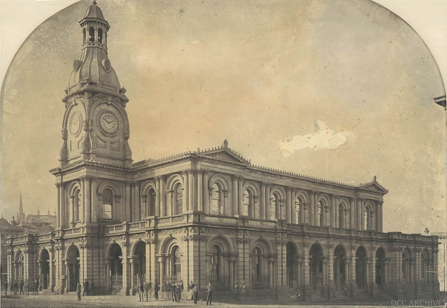 Colonial Bank of New Zealand Building 1879