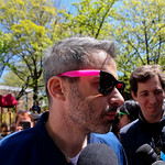 Ad-Rock at Adam Yauch Park opening-2