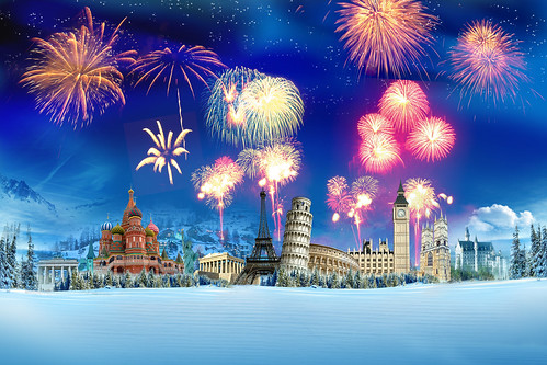 Travel - New year around the world | by Vũ Quốc Cường